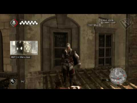 Assassin S Creed Ii Gameplay High Score Youtube