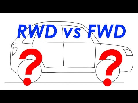 FWD vs RWD - What Drives You