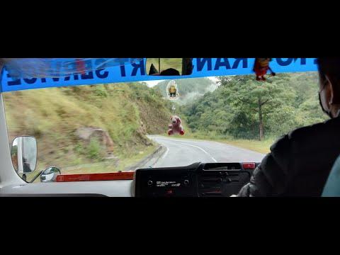 Thimphu to Bumthang Public Bus Transport Journey @ Bhutan 2020 Man Bir Rai