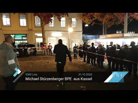 Scharia-Zone Kassel: 29 Polizisten knicken vor Beleidiger-Moslem ein