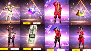 Free fire new event mystery shop , new incubator Royale, diamond Royale, new update | Captain Gamer