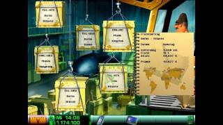 Airline Tycoon Deluxe Gameplay
