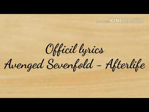 Avenged Sevenfold - Afterlife (lirik)