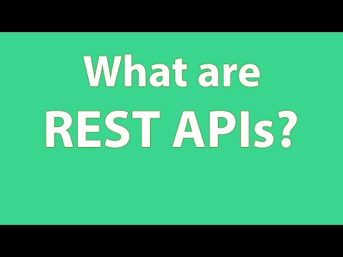 What are RESTful Services (RESTful APIs)?
