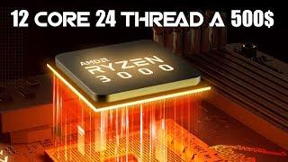 RYZEN SERIE 3000 & LE NUOVE GPU RX5000 NAVI