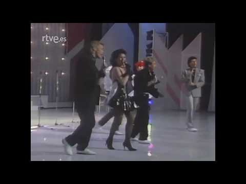 Wall Street Crash (group) Superstar show / Tve 1984