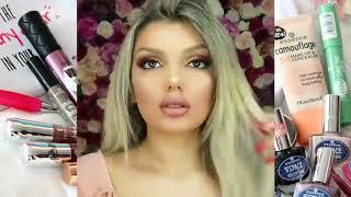 Makeup tutorial Transformations 2018 New Makeup #84 Compilation