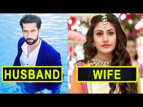 Top 10 Indian TV Actors With Their Real Life Partner
