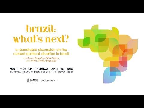 Brazil: What's Next?