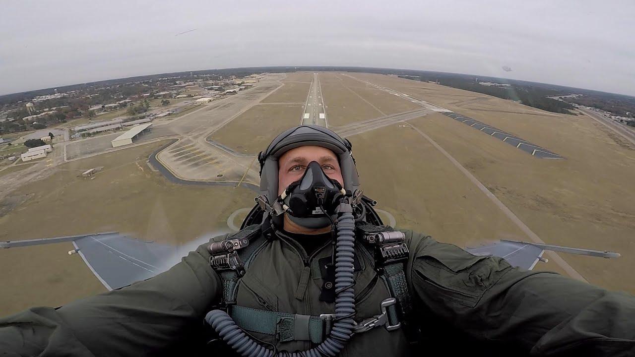 Aircraft Mechanic Appreciation Day - F-16 Demo Ride for Crew Chief