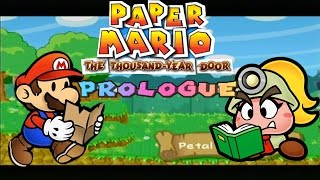 Paper Mario: The Thousand Year Door Longplay 1080p - Part 1: Prologue No Commentary