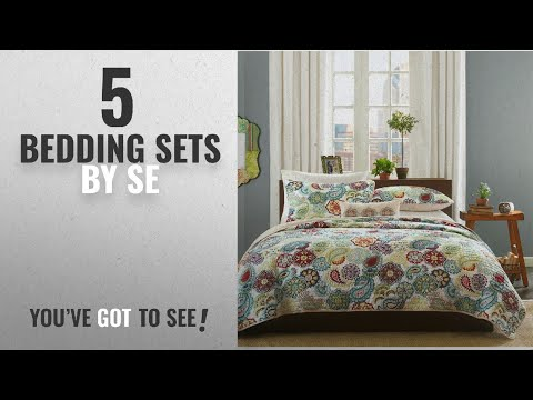 Top 10 Se Bedding Sets 2018: 4 Piece Bohemian Bold