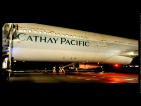 Cathay Pacific Airlines Airbus A330 Emergency Landing in Singapore
