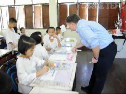 TEFL Chiang Mai - Teaching Practice Day