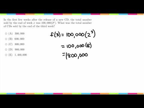 MDTP Mathematical Analysis Readiness Test (MA): Solution to #31