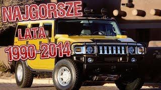 Najgorsze Auta Świata - Lata 1990-2014