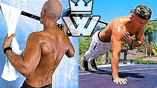FAT LOSS CIRCUIT Bodyweight Workout