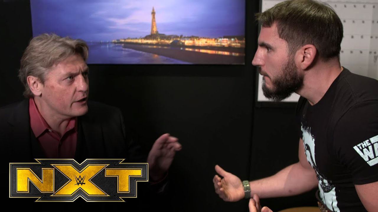 William Regal addresses Johnny Gargano and the NXT North American Title: WWE NXT, March 24, 2021