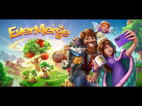 """Big Fish Reimagines """"Happily Ever After"""" with EverMerge, a New Puzzle Adventure Mobile Game Available Worldwide Today"""