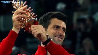 Djokovic Triumphant In Madrid 2016 Final Highlights