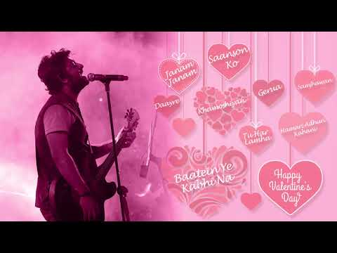 Valentine's Day Special   Best of Arijit Singh   Romantic Songs 2016