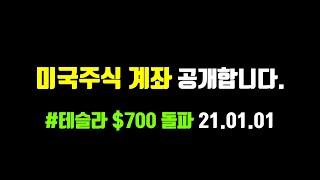 21.01.01 미국주식 투자현황 | $124,519 …