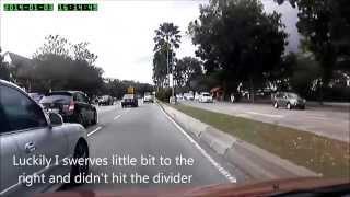 Malaysia Reckless driver - WJY 6683 Hyundai Sonata Subang Jaya - Malaysia Truly Asia