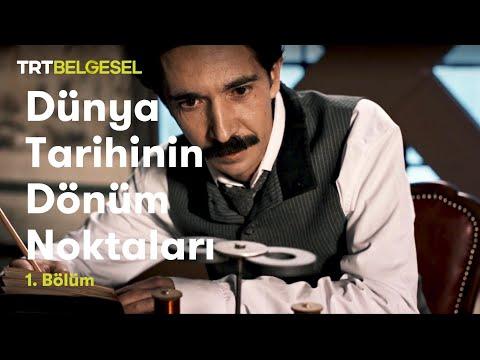 Nikola Tesla | Dünya Tarihinin Dönüm Noktaları | TRT Belgesel