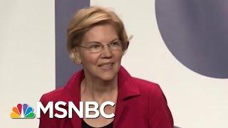 Senator Elizabeth Warren Rises In The Polls Ahead Of First Democratic Debate | The Last Word | MSNBC