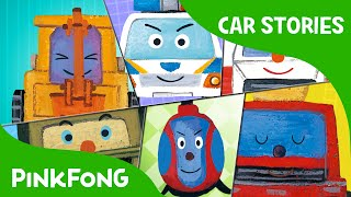 The Super Duper Rescue Team | Car Stories | PINKFONG Story Time for Children