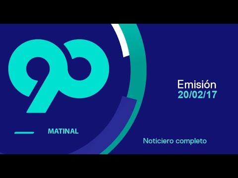 90 Matinal 200217 programa completo