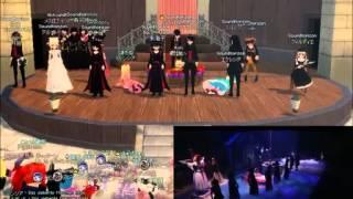 Sound Horizon公演 in Mabinogi 【閉幕記念】宵闇の唄 本家と比較