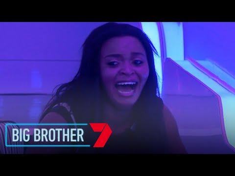Angela enters Big Brother's secret room   Big Brother Australia
