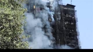 HOME 200/36 Пожар в Баку 19.05.2015