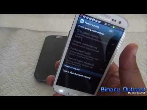 Mobile Central: Review - Galaxy S III GSM