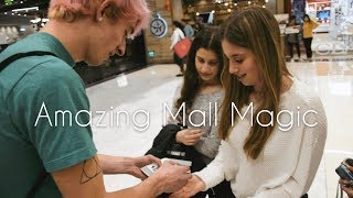 Doing Magic At The Mall | The Prophets Magic
