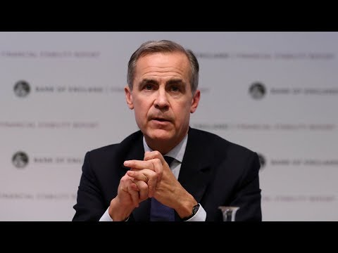 Bank of England give update on UK inflation