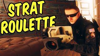 STRAT ROULETTE - Rainbow Six Siege Funny Moments & Epic Stuff (Siege Week 2)