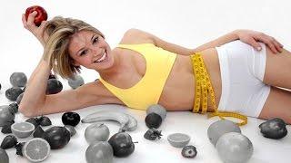 Как похудеть на 20 кг.  Правильное питание