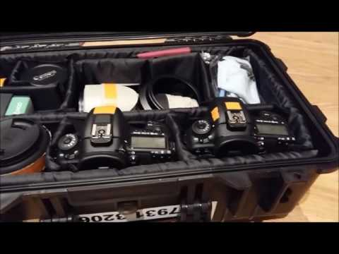 Roller/Rolling Photography Hard Case Product Review