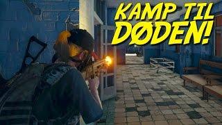 KAMP TIL DØDEN! - Player Unknown Battlegrounds Dansk