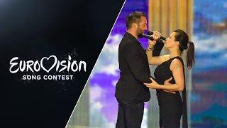 Marta Jandová & Václav Noid Bárta - Hope Never Dies (Czech Republic) - LIVE - Eurovision 2015 sf2