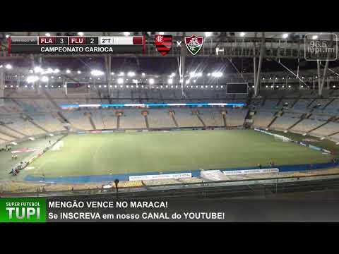 Fluminense x Flamengo - Campeonato Carioca - Taça Guanabara - Semifinal - 12/02/2020 - AO VIVO
