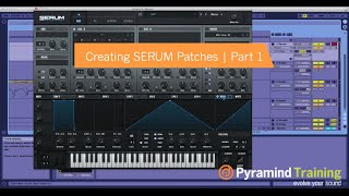 Sound Design Tips & Tricks | Creating Serum Patches from Vocal Samples | part 1 | Taylor Elsasser