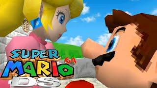 Super Mario 64 DS - Complete Walkthrough