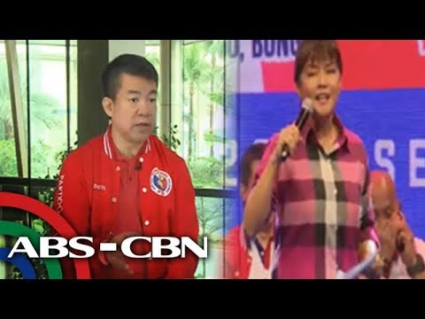 Headstart: Sen. Koko Pimentel on campaigning with Imee Marcos