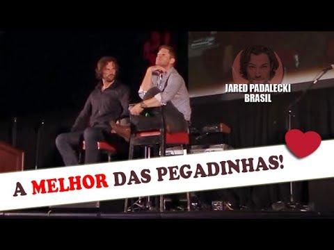 Pegadinha HILÁRIA com Sebastian Roché! SPNCHI 2018