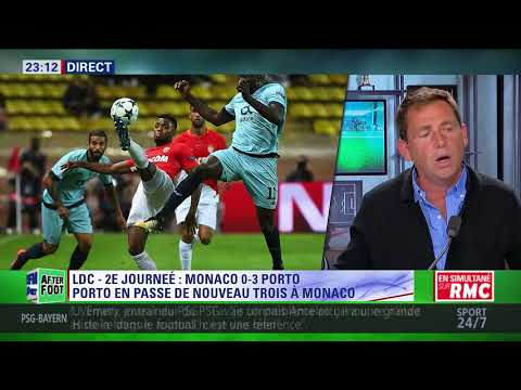After Foot du mardi 26/09 – Partie 2/4 - Débrief du Monaco/P