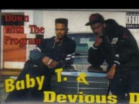 Street Life (D.J. Baby T. and Devious D.)-classic New Orleans Music