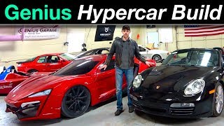 Build your own Lykan Hypercar! | VINwiki Fast and Furious Live Stunt Car build